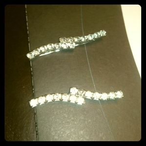 Accessories - Vin Rhinestone hair pins